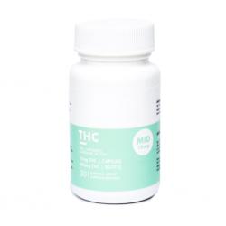 THC Capsules - 10mg
