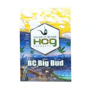 Buy HOG-BC-Big-Bud-Shatter